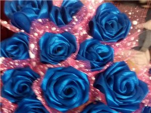手工玫瑰花