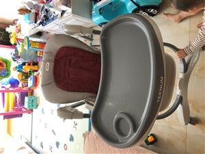宝宝折叠餐椅 没用过几次