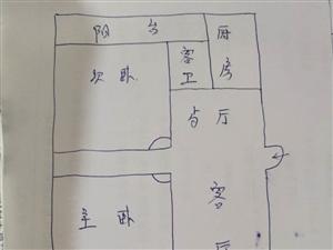 雍城花园2室2厅2卫24.8万元
