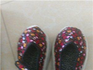全手工制作媽媽鞋
