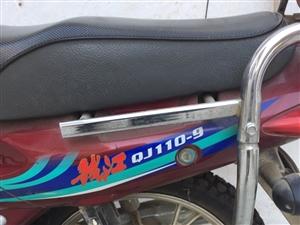 田江跨骑摩托车110-9,车况良好无任何事故