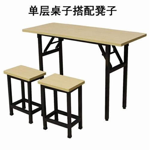 全新桌凳若干套,质量很好,每套110元,量大从优。