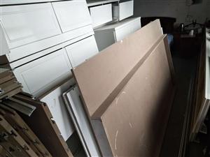 实木家具货物展示柜出售,九成新
