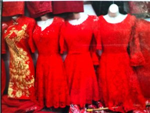 盛世隆婚礼服装