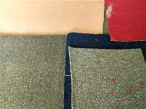 长年低价出售各种颜色二手地毯购买地毯联系电话13832688506