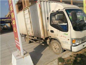 轻型厂厢式货车