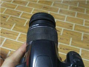 佳能450D入门级单反相机,机型有点老但没怎么用,功能正常