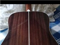 出售民谣吉他一个,买下就半年多很新,型号sigma dr1st,自己又买了天音t902拾音器,能连接...