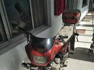 出售闲置摩托车