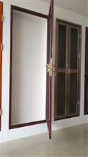 专业定做金刚网纱窗铝合金门窗