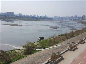 安康江北新区污水直排汉江