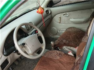 零六年起亚千里马出售发动机变速箱没毛病非常省油看车在府谷白菜价