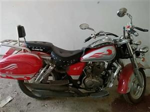 太子摩托车出售,全新,买回来没有骑过,现在想卖了,已上户,