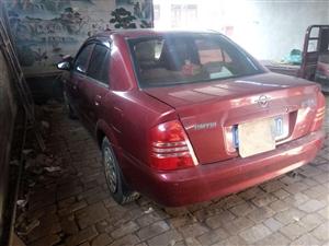 08年12月。海马福美来二代,价格13000元,原车原版,美女一手车。