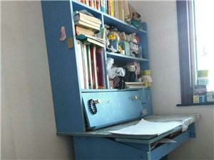 思科学习桌  无损坏 可调高度 天蓝色 预售价格380 有意者可到 怡海新村看货