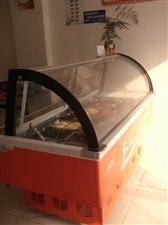 9成新,卤菜凉菜展柜,价格便宜。