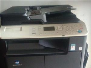 柯美  bizhub 306黑白复印机 爱普生  EPSON     L1800・喷墨彩色打印机 ...