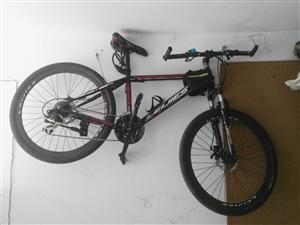 8成新闲置24速变速自行车!