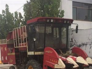 出售13年玉米收割机