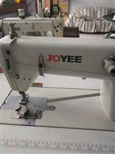 双针缝纫机,自己在家做活儿,用了半年多。因不在家做了,想卖掉九成新