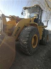 夏工,11年的车,工作了4600多小时,轮胎全新
