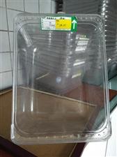 由于门面改行,超市、食品店等食品级加厚货盆 ,九成新,原价19元一个,现价只要5元一个,有近100个...