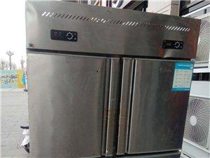 四开门冷柜,上边可以冷藏,下边可以冷冻,东西质量没问题,看上的速度