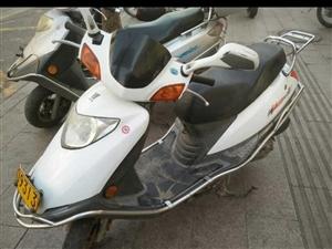 求购二手踏板摩托车一辆,新旧不限,有的联系