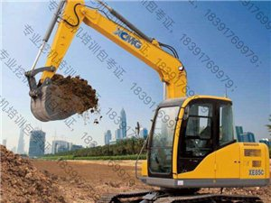 挖掘机、装载机、叉车学习