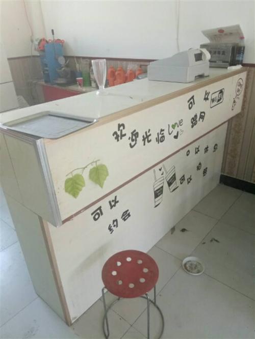 吧台(大)便宜处理,还有点餐机也便宜处理,非诚勿扰,东西在步行街,联系方式,15739866020