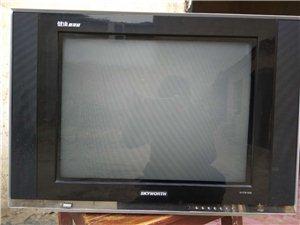 21寸创维电视转让,价格不超过200元