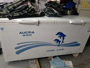澳柯玛双开门二用冰柜,原价七千多,九新,便宜处理