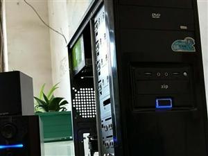 专业电脑维修销售全新二手电脑安装监控电子屏