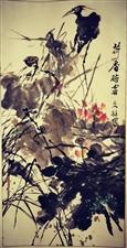 王文福书画作品15097015628