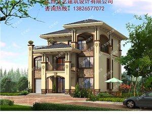 樂平自建房設計樂平小洋樓設計樂平別墅設計