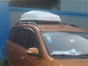 DeeZee汽车行李箱,9.9成新,买时2199现在1688转让