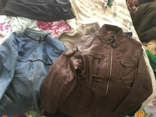 衣服褲子 短袖 全部一元一件 適合干活穿 不新不舊
