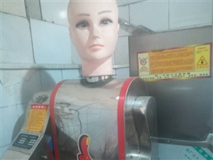 出售九成新刀削面机器人,价格面议