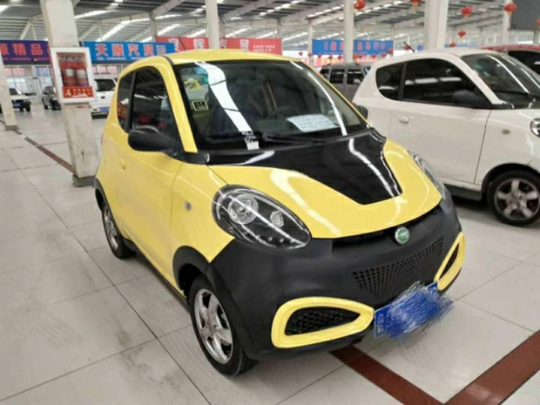 知豆電動汽車