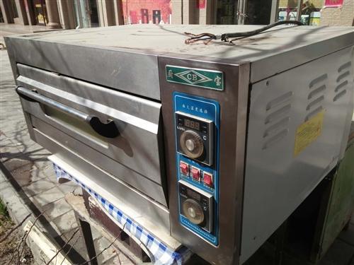 低价出售二手烤箱,蒸笼,水汽两用锅炉。