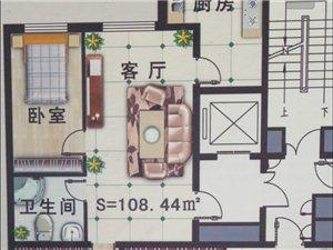 桦南鹏运铭筑2室1厅1卫28万元