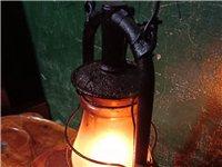 建水出售老人留下的馬燈