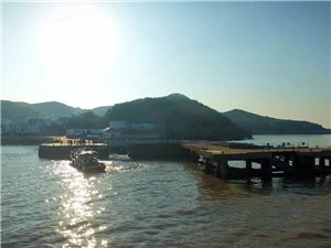康康带你看风景(海岛)