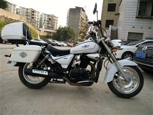 太子摩托车油冷250cc