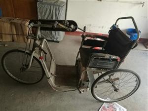 转让轮椅三轮车
