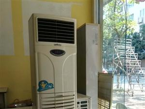 出售一台柜机,万江两匹空调。
