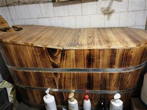 现有闲置木浴盆原价800元