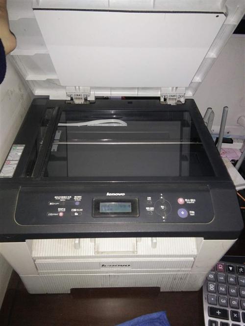 本人有一台二手打印机出售,联想M7400打印,复印,扫描一体机,七成新,办公室的最佳选择,有意者欢迎...