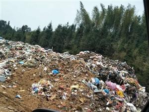 家门口的垃圾山——李塘公路