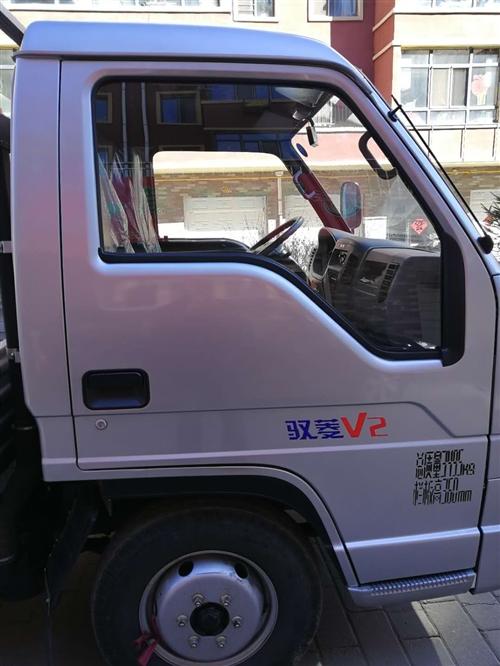 时代驭菱v2柴油,国5电喷,加冷增压